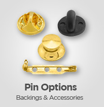 Pin Options & Upgrades